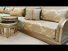 L Sofas, Modern Sofa Designs, Design Moderne, Sofa Set, Couch, Interior Design, Furniture, Khalid, Households