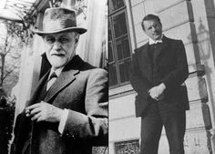 Sigmund Freud and Carl Jung Without this rivalry there would be no Modern Psychology.
