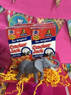 Circus / Carnival Birthday Party Ideas | Photo 2 of 41