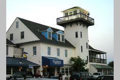 Rudee's on the Inlet - Virginia Beach, VA.  Blackened Tuna Nachos~SOOO GOOD!!! Fisrt place to go every time.