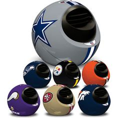 NFL Licensed Infrared Space Heater $39 - http://www.gadgetar.com/nfl-licensed-infrared-space-heater/