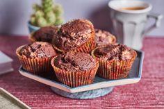 Az ultimate csokis muffin Muffin, Breakfast, Food, Street, Kitchen, Morning Coffee, Cooking, Essen, Kitchens