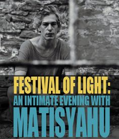 Matisyahu and his band will present an evening of stripped-back arrangements highlighting the music that launched his career while taking fans of all ages on a journey through the evolution of Live at Stubb's to his most recent release Akeda.