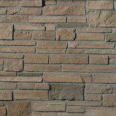 White oak country ledgestone cultured stone stone for Boral brick veneer