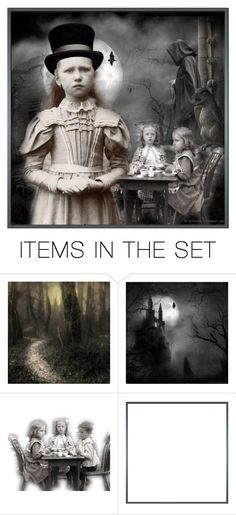 """""""I Wonder if They will Arrive...."""" by ellen-hilart ❤ liked on Polyvore featuring art"""