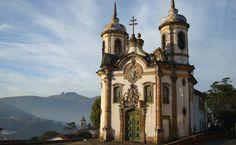 Igreja de São Francisco de Assis, Ouro Preto <strong>(</strong>MG)