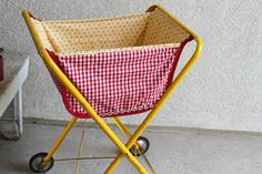 Lois' Lifelines: Laundry cart make over!!
