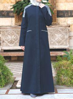 Islamic Clothing for Women on Sale Hijab Fashion 2016, Abaya Fashion, Muslim Fashion, Modest Fashion, Fashion Outfits, Islamic Fashion, Modest Dresses, Simple Dresses, Modele Hijab