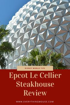 Disney Epcot Cellier Steakhouse is one of the most popular of all the restaurants in Walt Disney World. But is Le Cellier worth the cost? Disney World Secrets, Disney World Food, Disney World Restaurants, Walt Disney World Vacations, Disney World Tips And Tricks, Disney World Resorts, Disney Cruise Tips, Disney Vacation Planning, Disney World Planning