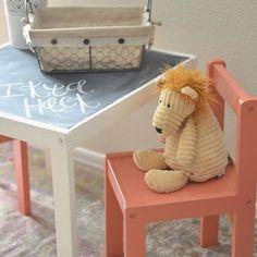 Barnrummet kan piffas till med enkla medel, Vi i Villa har hittat 10 fantastiska Ikea-hacks för barnrum.