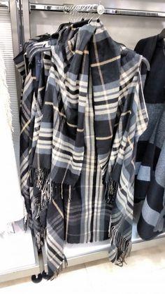€54 – Shawl – Marks Dublin, Plaid Scarf, Shawl, Women's Fashion, Fashion Women, Womens Fashion, Woman Fashion, Veils