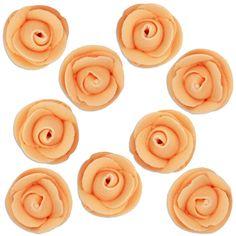 Peach Icing Roses