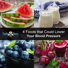 Struggle with high blood pressure? Incorporating foods such as blueberries and yogurt may help lower your blood pressure to a healthy level.