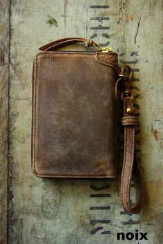 SLOW-kudu round short wallet