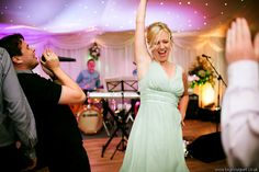 Warble Entertainment on My Little White Wedding
