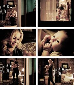 "#TheOriginals 2x01 ""Rebirth"" - Rebekah and Hope"