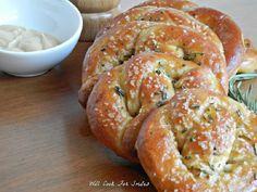 #Rosemary Soft #Pretzels 15 Pretzel Recipes | Yummy #Recipes