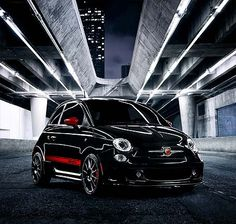 The Scorpion has landed in the USA. If I could have a new car I would have this.