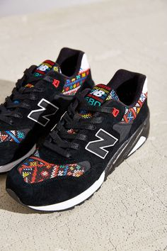 New Balance 580 Considered Chaos Running Sneaker