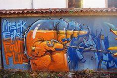 Stunning Street Art by Georgi Dimitrov