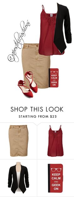 """Apostolic Fashions #1245"" by apostolicfashions on Polyvore featuring Closed, Vero Moda and CellPowerCases"