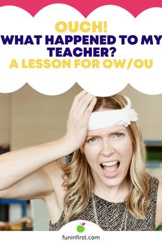"""Teaching phonics can be boring, but it is actually one of my favorite things to teach. I enjoy helping my students """"break the code"""" of reading. But, if you do not find ways to make learning phonics fun, your students will be BORED OUT OF THEIR MINDS! This lesson is one of my absolute favorite ways to review the ou/ow sound and make it FUN for your students! #FirstGrade #Literacy #Phonics Learning Phonics, Teaching, Making Predictions, Student Reading, First Grade, Literacy, Mindfulness, Coding, Shit Happens"""