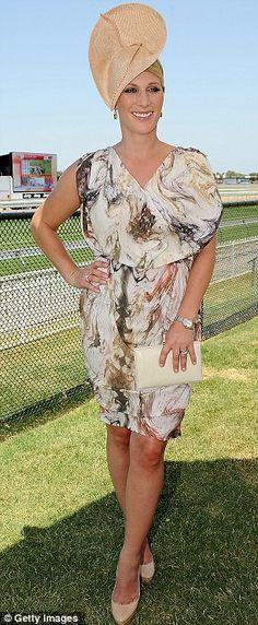 Zara Phillips at the Magic Millions 2013