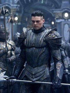 Chronicles of Riddick -- Pictures & Photos of Karl Urban - IMDb Karl Urban, Fantasy Armor, Medieval Fantasy, Medieval Armor, The Chronicles Of Riddick, Armadura Medieval, Knight Armor, Medieval Costume, Vin Diesel