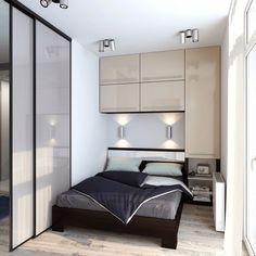 Schlafzimmer design klein