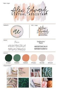 Logo Color Schemes, Website Color Schemes, Logo Color Combinations, Marca Personal, Personal Branding, Police Logo, Business Branding, Branding Kit, Graphisches Design