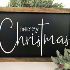 Merry Christmas svg files for cricut Christmas farmhouse sign
