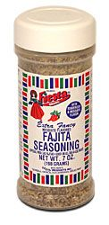 I LOVE this Fajita Seasoning, I can't find it in stores anymore, but just ordered it here.  I just use it on veggies, yum!  Mesquite Flavored Fajita Seasoning