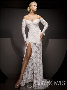 Image of Tony Bowls Collection Special Occasion Dress - 110C11