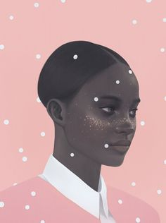 Selected Portraits III on Behance