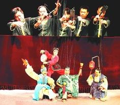 Chinese Puppetry