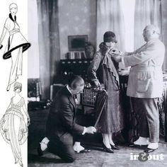 paul poiret fashion designer - Bing images