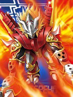 AncientGreymon Digimon Collectors Card