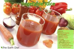 Another great vegetable juice!