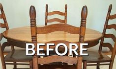 9 Dining Room Table Makeovers We Can't Stop Looking At | Hometalk