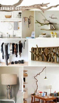 Ich liebe Holz:-)