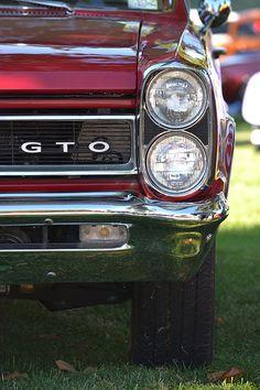 '66 Pontiac GTO  Photograph by http://dean-ferreira.artistwebsites.com/index.html
