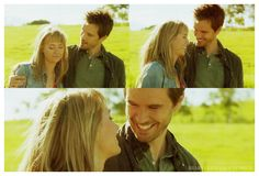 Ty: By the way… Has anyone ever told you, you're kinda cute when you're jealous? 'Cause I like it. It makes me feel special.Amy: Oh. Don't let it go to your head.Heartland - 6x05 - Trial Run.....you just cant help but smile with these two! lol