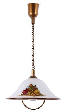 Art 1 - závesná lampa kuchynská - ručne maľovaná cena 68,67E Chandelier, Ceiling Lights, Lighting, Pendant, Home Decor, Cluster Pendant Light, Candelabra, Decoration Home, Room Decor