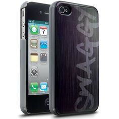 Cellairis by Justin Bieber Swaggy Metal Case for Apple iPhone 4/4S