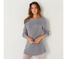 Pulóver so šnurovaním vzadu | blancheporte.sk #blancheporte #blancheporteSK #blancheporte_sk #newcollection #novakolekcia #jar #leto Sweaters, Dresses, Fashion, Gowns, Moda, La Mode, Pullover, Sweater, Dress