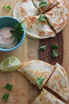 Avocado Quesadilla recipe: a healthy twist on an old classic