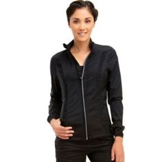 Women's+Marika+Shirred+Workout+Jacket