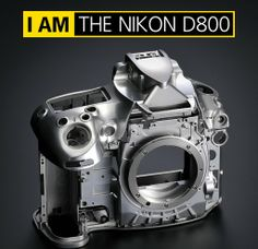 Nikon - Here's engineering for ya. Nikon D800, Nikon 35mm, Le Manoosh, Plastic Texture, Camera Photos, Digital Cinema, Modelos 3d, Camera Gear, Camera Tips