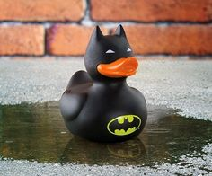 Batman Rubber Duck | $9.99 on Awesome Inventions