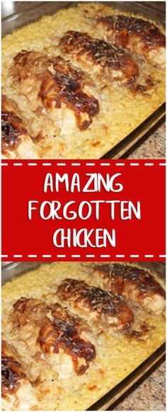 AMAZING FORGOTTEN CHICKEN – Page 2 – Fresh Family Recipes